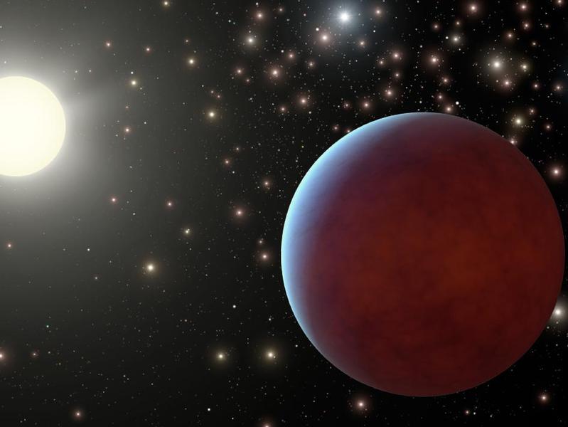 Sistema planetario nell'ammasso di Galileo