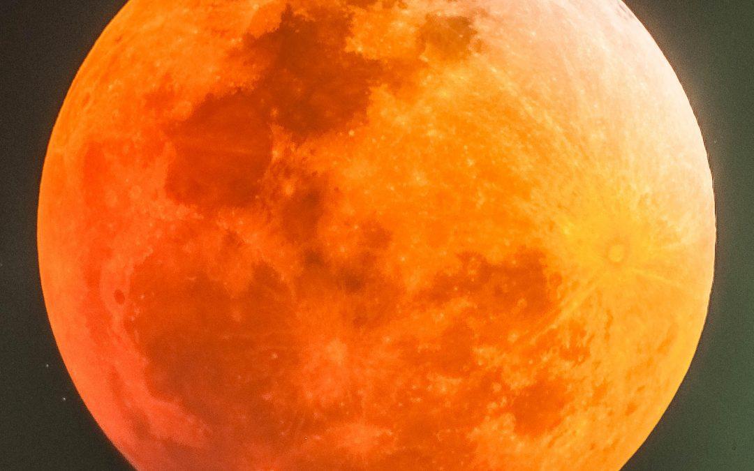 La Luna con l'Inaf