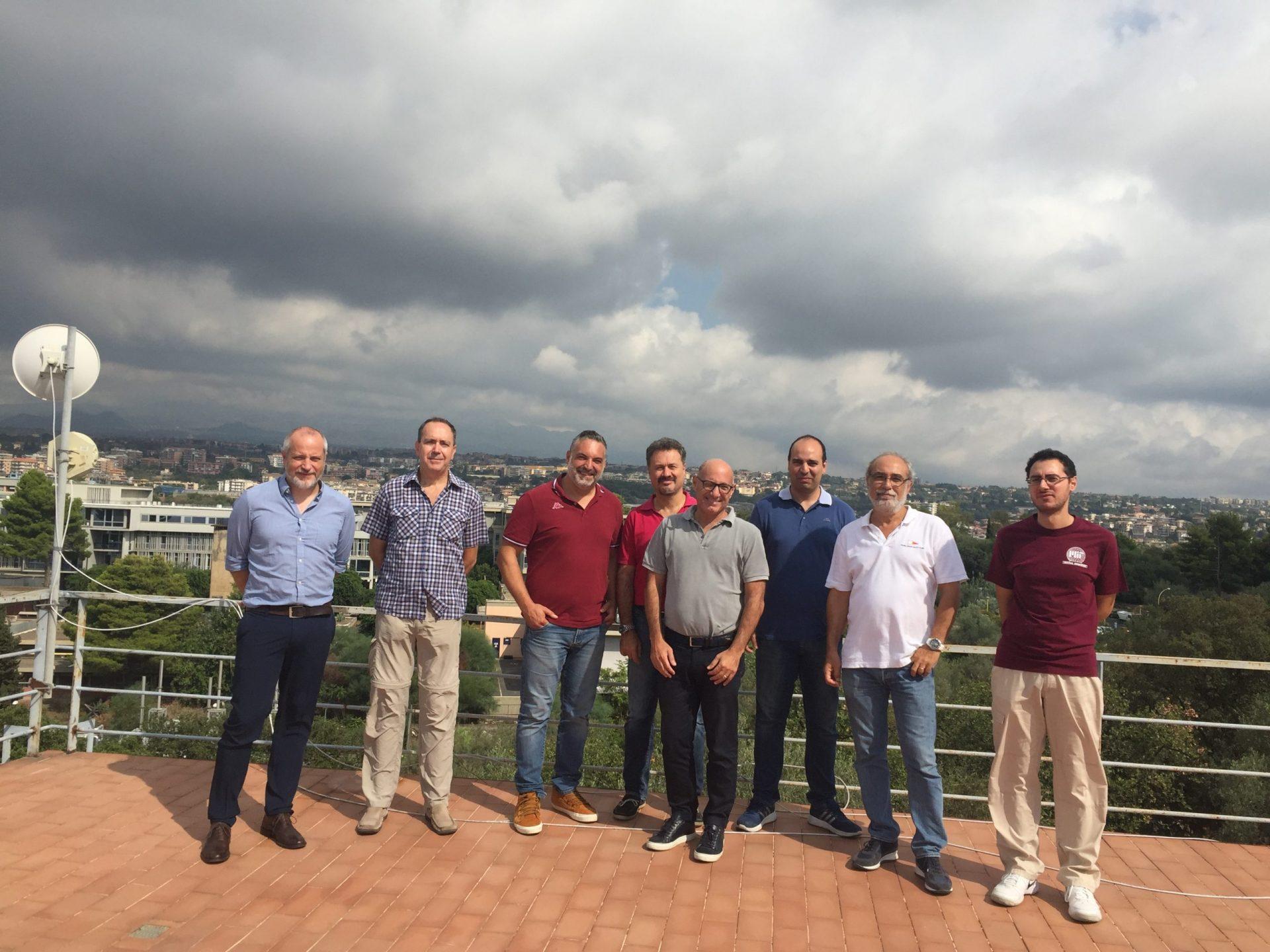 Team italiano per la gestione dell'Lmc per Ska.
