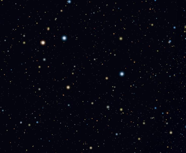 Nu Indi testimone di un'antica collisione galattica