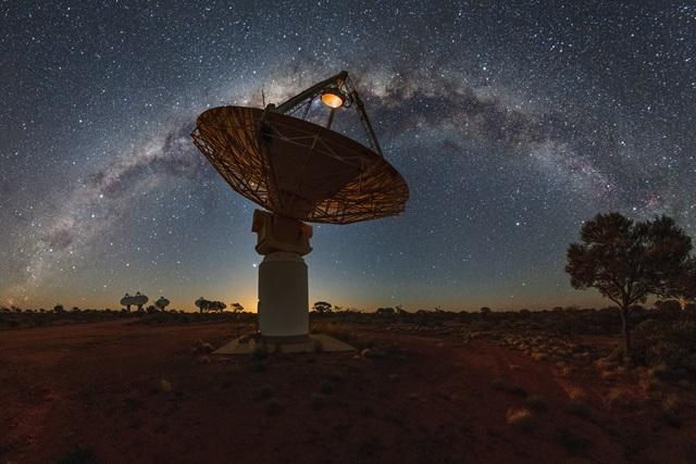 Askap si sintonizza sulla Piccola Nube di Magellano