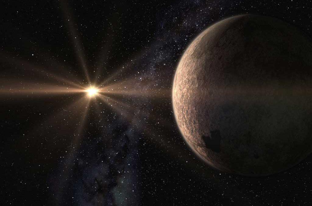 Scoperta una super-Terra a 21 anni luce