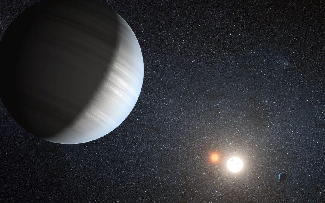 """Un'orbita di 21 anni per il """"piccolo"""" Gl 15 A c"""