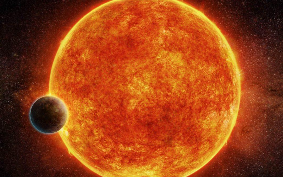 Tris di esopianeti con super-Terra