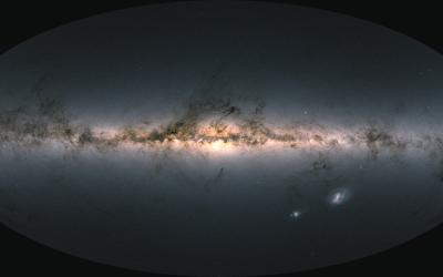 Gaia Early Dr3, il miglior catalogo stellare di sempre