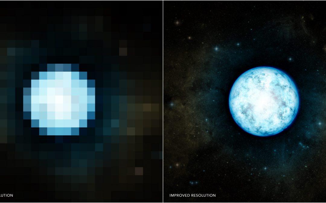 La ribalta dell'interferometria a intensità stellare