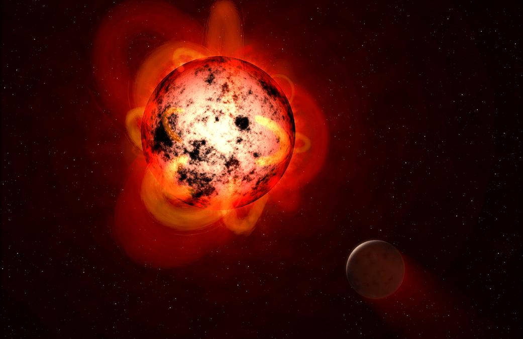 A caccia di emissioni radio da Proxima Centauri