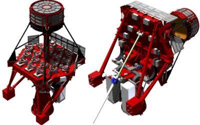 L'Etna si dota del telescopio SST