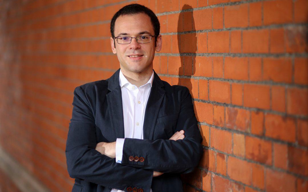 Premio MERAC 2021 a Cosimo Inserra: da Catania a Cardiff