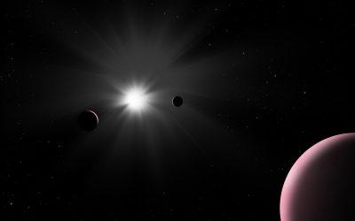 Tripletta di mondi per il telescopio spaziale Cheops